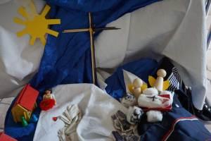 Zu richten die Lebenden und die Toten Ich glaube an den heiligen Geist