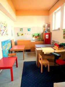 Kindergarten Flohkiste Springflohgruppe Nebenraum