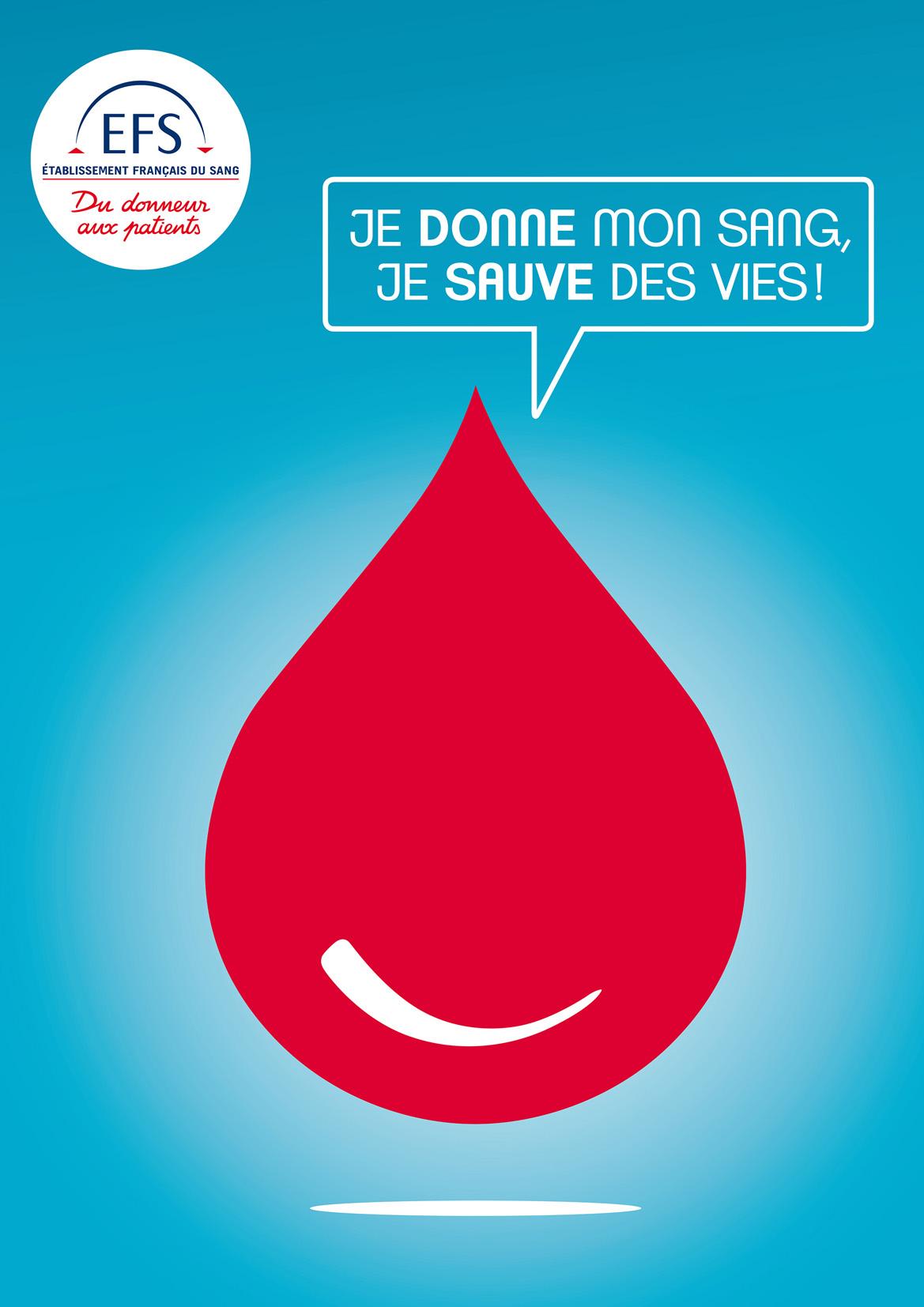 Read more about the article Don du sang : en une heure, vous pouvez sauver 3 vies !