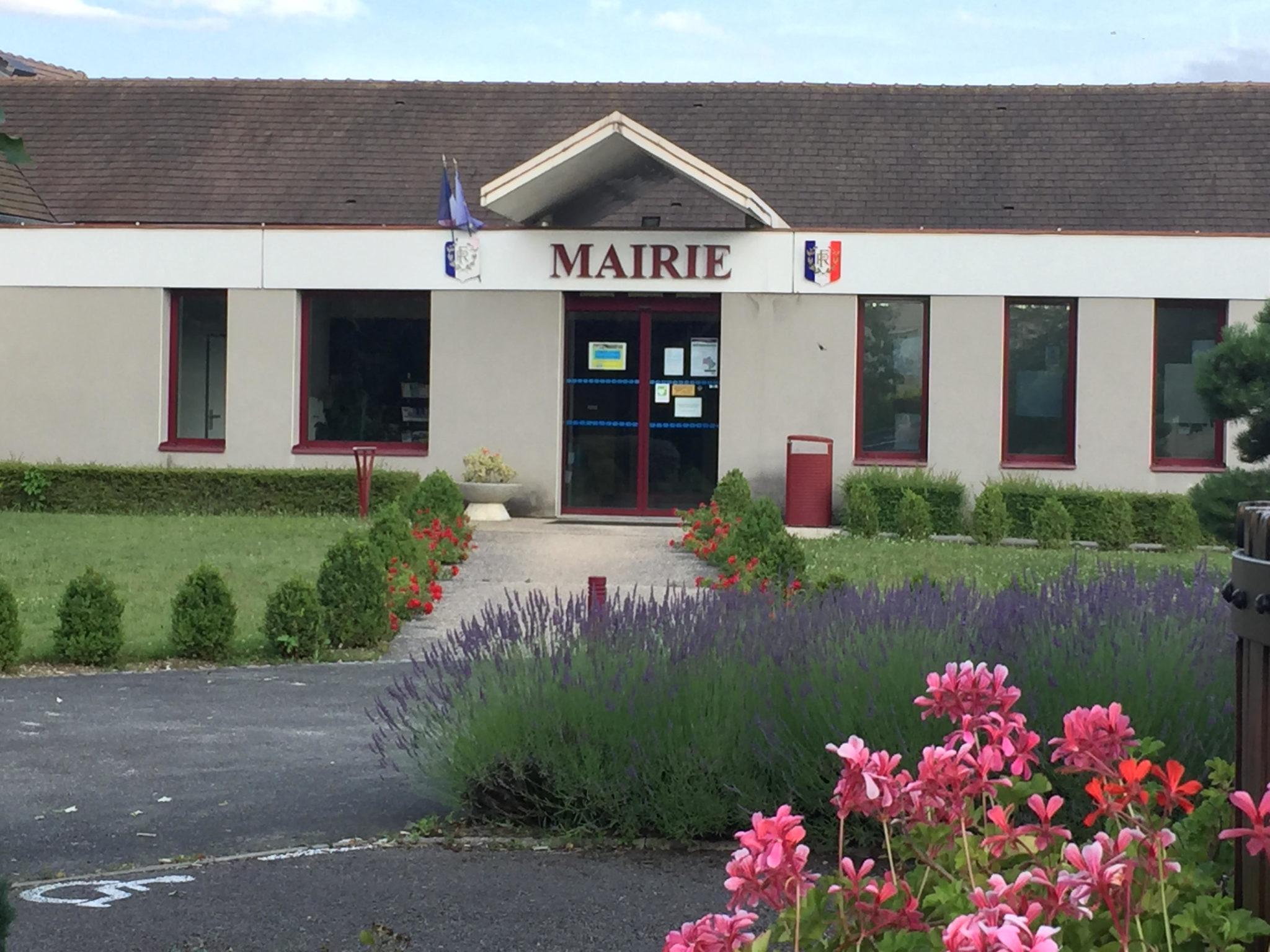 Read more about the article Fermeture de l'accueil de la mairie déléguée de Crimolois