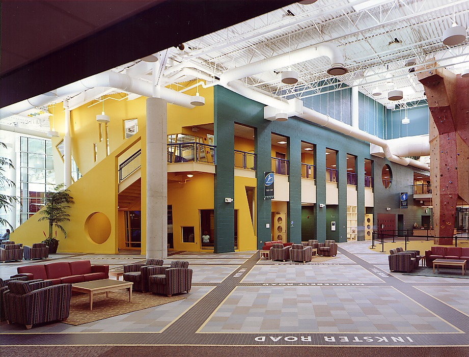 Livonia Community Recreation Center  NeumannSmith