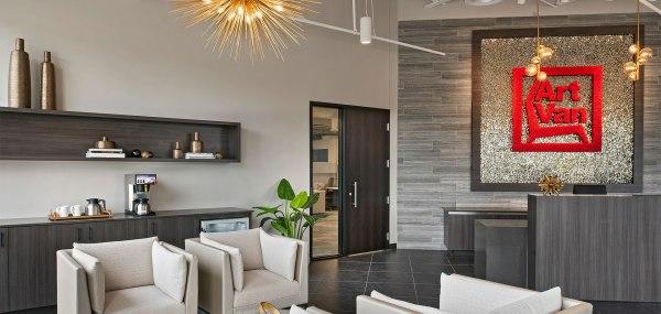 Art Van Furniture - Corporate Offices Neumann Smith Architecture