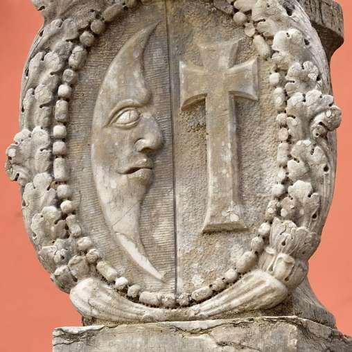 Das Wappen / Lo stemma