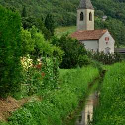 Laurentius Kirche Laag / Chiesa S. Laurenzio Laghetti