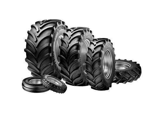 Venta de todo tipo de neumáticos para maquinaria agrícola.