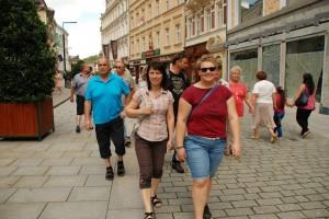Vereinsausflug Karlsbad