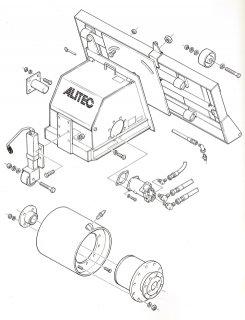 Alitec Cold Planer [Road Building Equipment]
