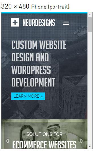 False Bottom Website Fix