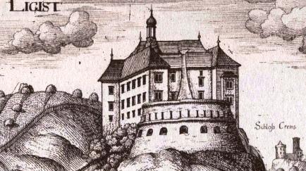 Vischer Stich 1681