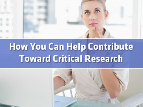featured7 - How You Can Help Contribute Toward Critical Research