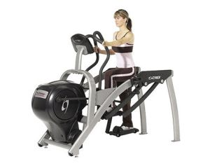 training on cybex arc trainer