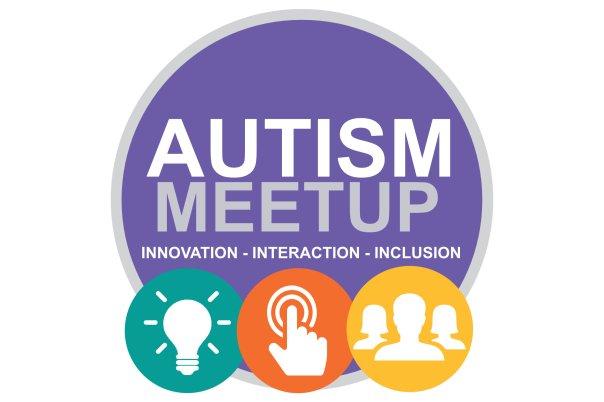 Autism MeetUp logo