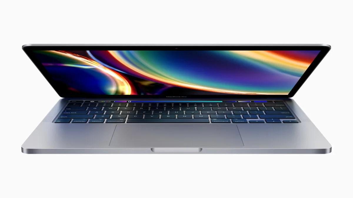 13インチMacBook Pro(2020)の上位モデルのベンチマークスコアが判明。