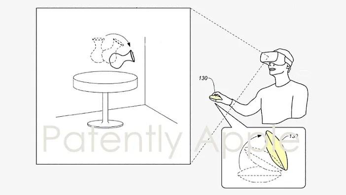 ロジクール(米Logitech)、AppleのVR/AR用のマウス型コントローラーを開発中か