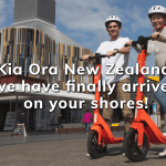 Kia Ora New Zealand, we have finally arrived on your shores!