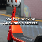 We are back on Auckland's streets!