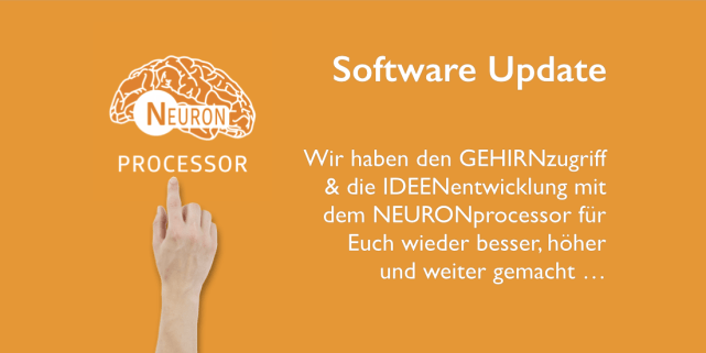 NEURONprocessor Update