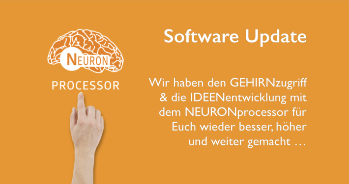 NEURONprocessor Update