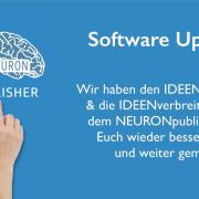 NEURONpublisher Update