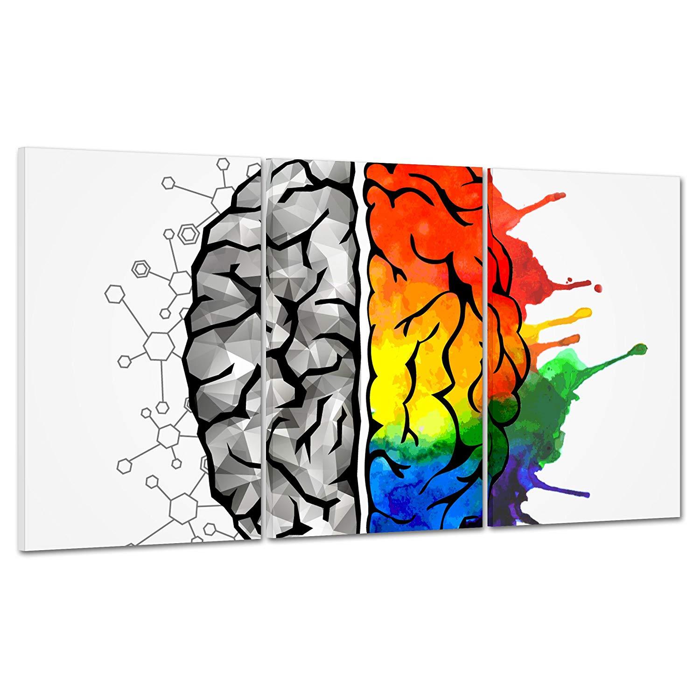 póster cerebro