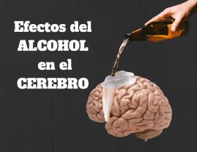 alcohol y cerebro