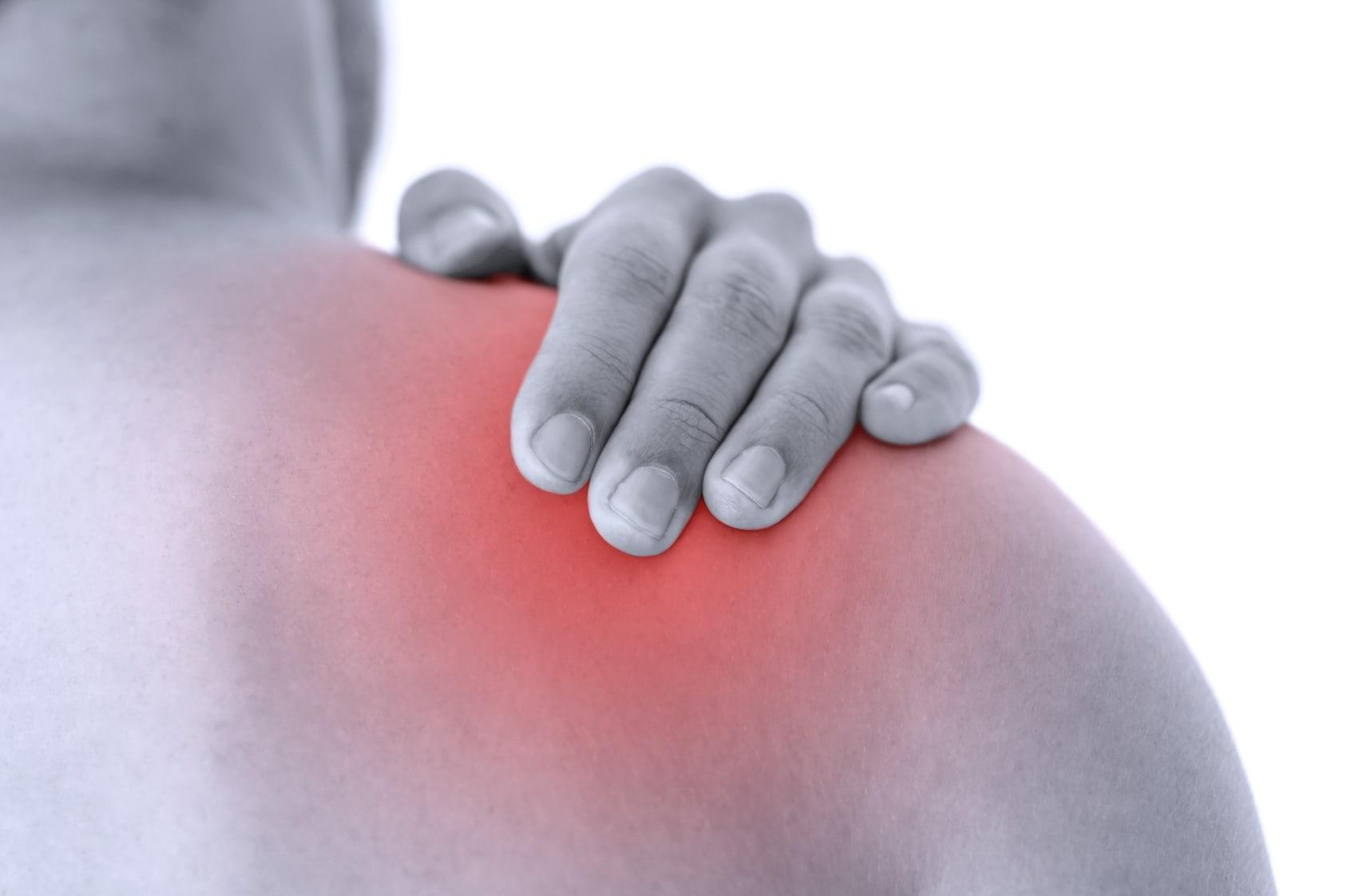 dolor de hombro en personas que han sufrido un ictus