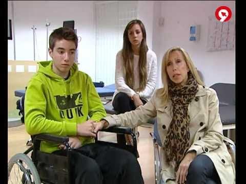 Experiencia personal de uno de los pacientes de daño cerebral de Hospitales Nisa en Canal 9