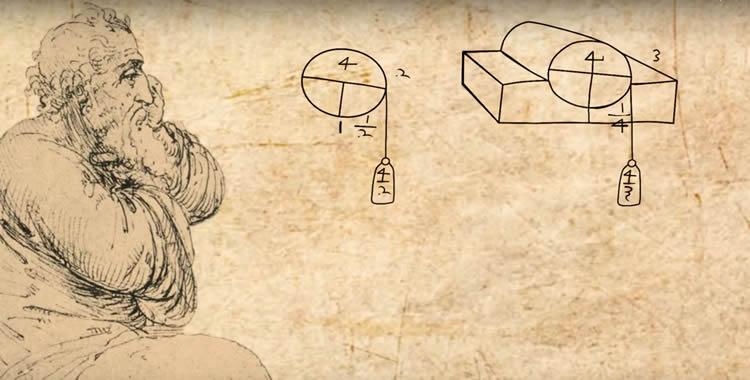Friction Book Trailer - da Vinci