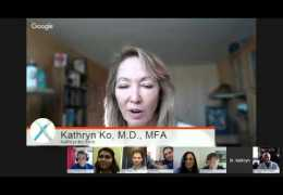 """Kathryn Ko MD, Neurosurgeon,  Introduces her New Channel, """"Art On Call"""""""
