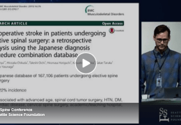 LIVE, from the Seattle Science Foundation from ONLINE Spine Conference, LIVE…..
