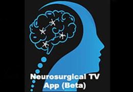 Neurosurgical TV App READY in Beta