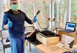 Necessity Prompts Foray Into Virtual 'Hands-on' Surgical Courses