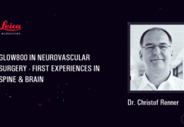 i…LIVE, from the LEICA Neurovisualization Summit, with presentation of Augmented Reality Microscope