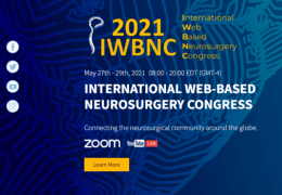 """NOW, LIVE………..LIVE……………….CIEN of Colombia with Nader Sanai MD, or Barrow, presenting """"Building an Intraoperative Mapping Program for Gliomas"""""""