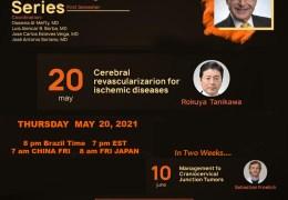 (Recorded LIVE,  in the Al-Mefti Series from Brazil,  Rokuya Tanikawa MD, Japan Neurosurgeon, presents