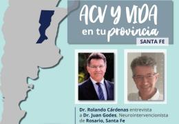 "Grabado, 17 Julio, 2021,  ""ACV Vida"" 12 pm tiempo de Argentina, 11 am EST, 5 pm CEST, 8:30 pm IST, un entrevista con Neurointervencialista, Juan Godess MD,"