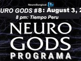 En 4 horas, NeuroGods #8, Oncologia II es la tema con tres charlas