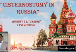 """RECORDED LIVE, August 31, 2021……., """"Cisternostomy in Russia"""", with Manuel Encarnacion, Moscow Neurosurgery Resident from Dominican Republic"""