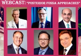 """RECORDED SEPTEMBER 11, 12 LIVE, The EWNC collaborates with Neurosurgical TV to produce a Top Neurosurgeon Line up in Webcast on  """"POSTERIOR FOSSA APPROACHES"""","""