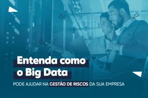 big data gestão de risco