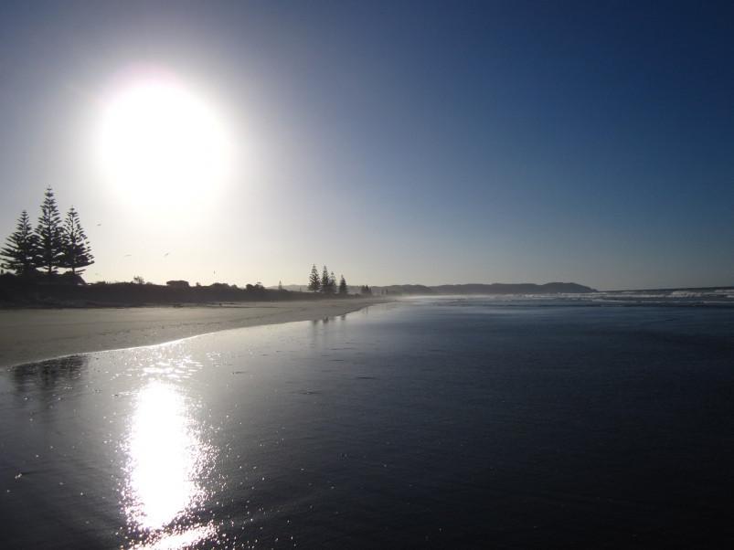 Ohope Beach - Lookout zu White Island