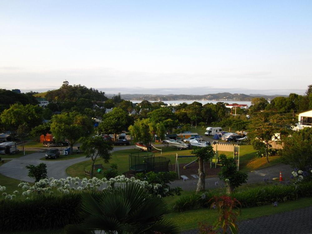 Top Ten Holiday Park in Russel