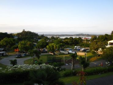Top Ten Holiday Park in Russel
