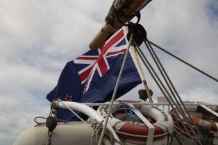 Neuseeland-Fahne