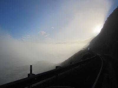 Wetterkapriolen auf Neuseeland