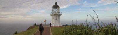 Cape Reinga - der nördlichste Punkt Neuseelands