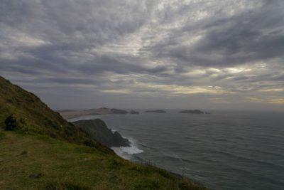 Ausblicke von Cape Reinga