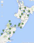 Rundreise Neuseeland - Die Mitte