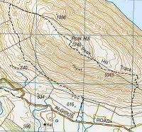 Peak Hill Track