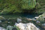 Die Quelle des Riuwaka